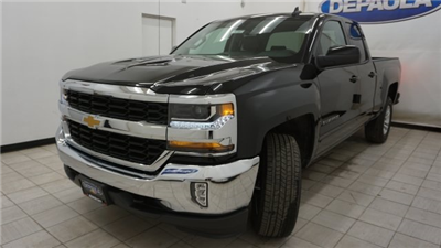 2018 Silverado 1500 Double Cab 4x4, Pickup #T17357 - photo 1