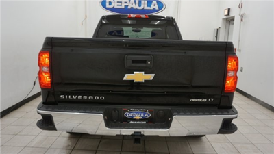 2018 Silverado 1500 Double Cab 4x4,  Pickup #T17357 - photo 4