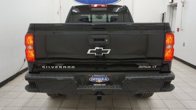 2018 Silverado 1500 Double Cab 4x4, Pickup #T17363 - photo 7