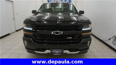 2018 Silverado 1500 Double Cab 4x4, Pickup #T17363 - photo 12