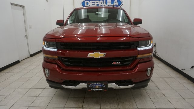 2018 Silverado 1500 Double Cab 4x4,  Pickup #T17408 - photo 12