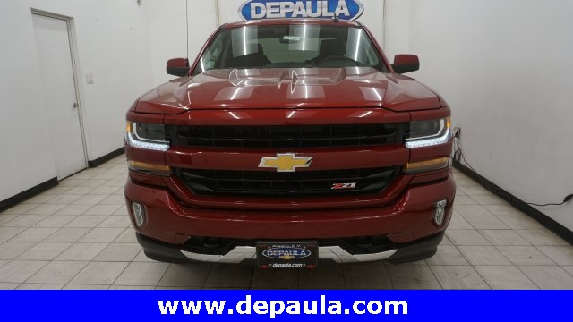 2018 Silverado 1500 Double Cab 4x4,  Pickup #T17408 - photo 4
