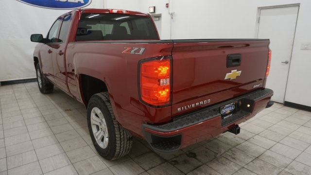 2018 Silverado 1500 Double Cab 4x4,  Pickup #T17408 - photo 2