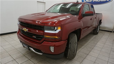 2018 Silverado 1500 Double Cab 4x4,  Pickup #T17408 - photo 1