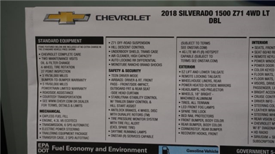 2018 Silverado 1500 Double Cab 4x4,  Pickup #T17408 - photo 47