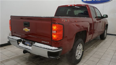 2018 Silverado 1500 Double Cab 4x4,  Pickup #T17431 - photo 2