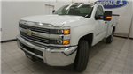 2018 Silverado 3500 Regular Cab 4x4, Service Body #T17498 - photo 1
