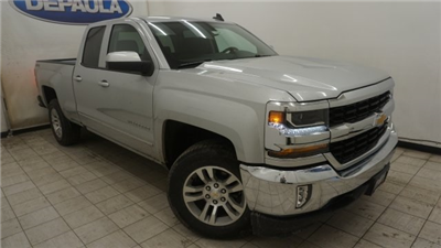 2018 Silverado 1500 Double Cab 4x4,  Pickup #T17648 - photo 3