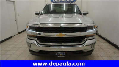 2018 Silverado 1500 Double Cab 4x4,  Pickup #T17648 - photo 4