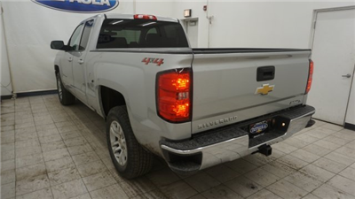 2018 Silverado 1500 Double Cab 4x4,  Pickup #T17648 - photo 2