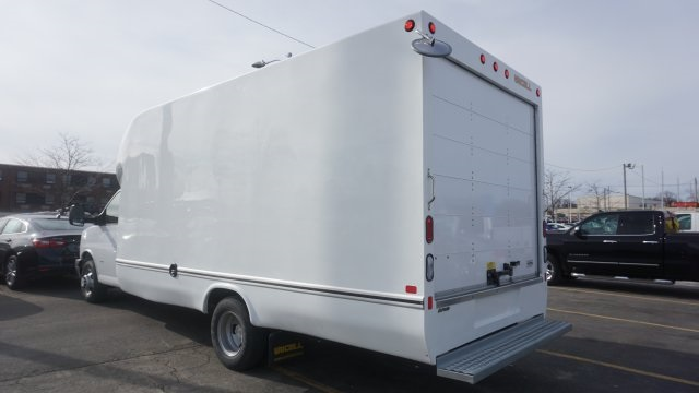 2018 Express 3500, Cutaway Van #T17663 - photo 2