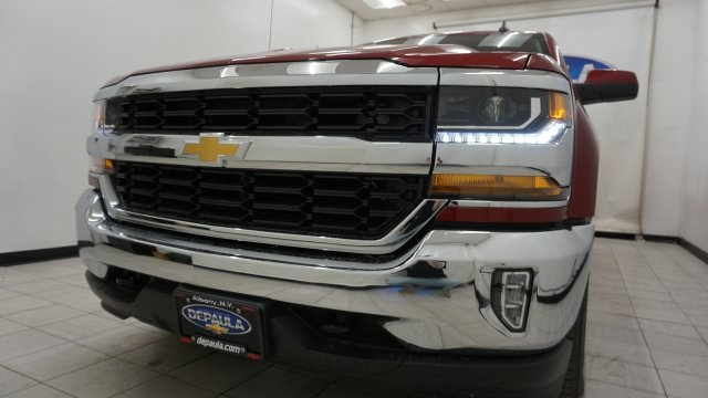 2018 Silverado 1500 Double Cab 4x4, Pickup #T17758 - photo 37