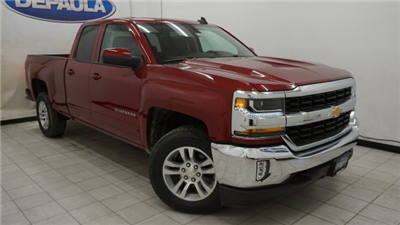 2018 Silverado 1500 Double Cab 4x4, Pickup #T17758 - photo 4
