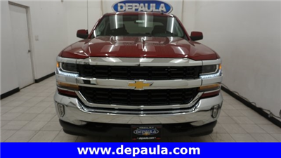 2018 Silverado 1500 Double Cab 4x4, Pickup #T17758 - photo 5