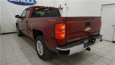 2018 Silverado 1500 Double Cab 4x4, Pickup #T17758 - photo 2
