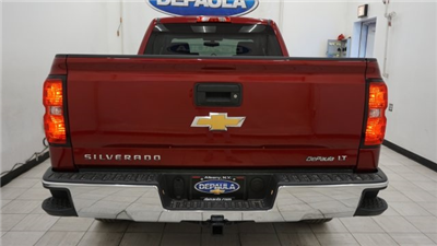 2018 Silverado 1500 Double Cab 4x4, Pickup #T17758 - photo 10