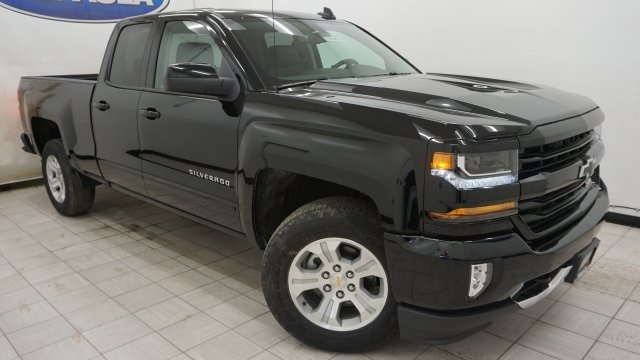 2018 Silverado 1500 Double Cab 4x4,  Pickup #T17840 - photo 1