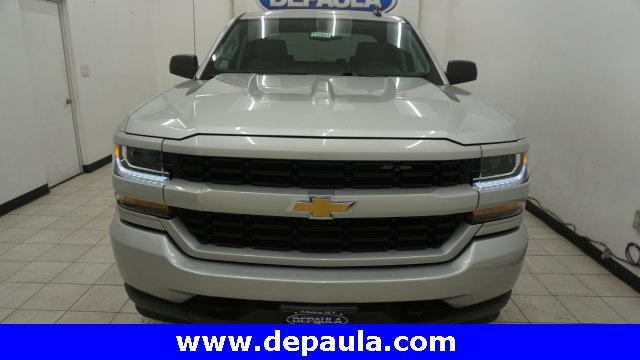 2018 Silverado 1500 Crew Cab 4x4, Pickup #T17841 - photo 13