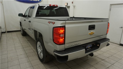 2018 Silverado 1500 Crew Cab 4x4, Pickup #T17841 - photo 14
