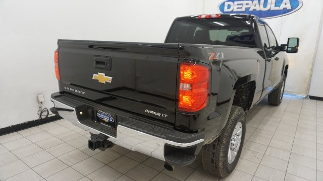 2018 Silverado 2500 Double Cab 4x4,  Pickup #T18056 - photo 2