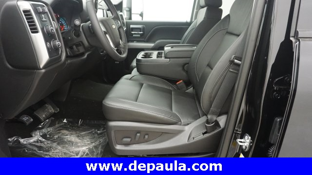 2018 Silverado 2500 Double Cab 4x4,  Pickup #T18056 - photo 3