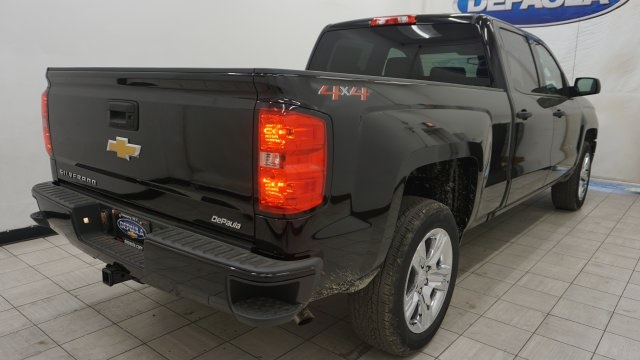 2018 Silverado 1500 Crew Cab 4x4,  Pickup #T18068 - photo 2