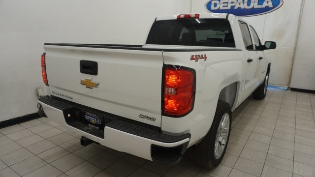 2018 Silverado 1500 Crew Cab 4x4,  Pickup #T18069 - photo 2