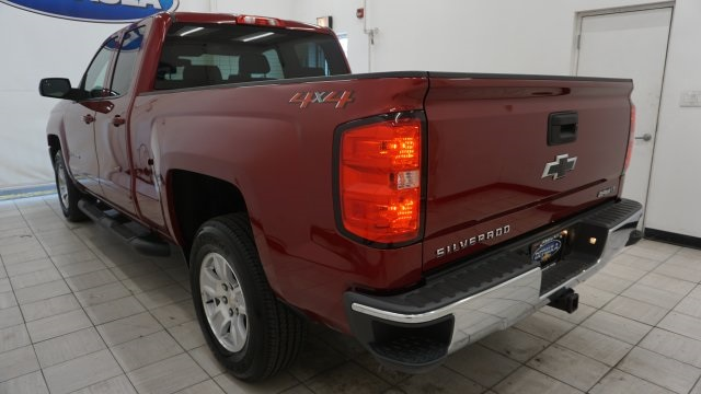 2018 Silverado 1500 Double Cab 4x4,  Pickup #T18118 - photo 2