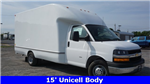 2018 Express 3500 4x2,  Unicell Cutaway Van #T18209 - photo 1