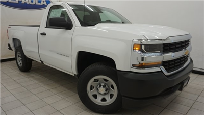 2018 Silverado 1500 Regular Cab 4x4,  Pickup #T18211 - photo 3