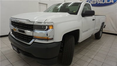2018 Silverado 1500 Regular Cab 4x4,  Pickup #T18211 - photo 1