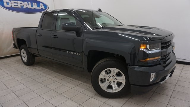 2018 Silverado 1500 Double Cab 4x4,  Pickup #T18242 - photo 1