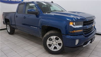 2018 Silverado 1500 Double Cab 4x4,  Pickup #T18290 - photo 1