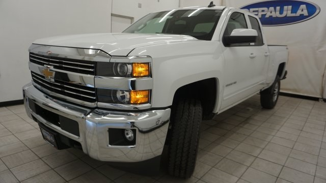 2018 Silverado 2500 Double Cab 4x4,  Pickup #T18349 - photo 7