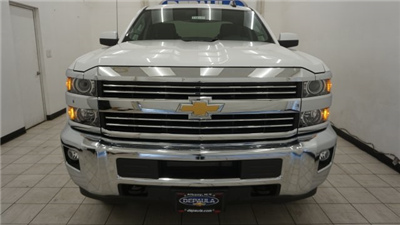 2018 Silverado 2500 Double Cab 4x4,  Pickup #T18349 - photo 12