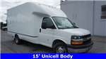 2018 Express 3500 4x2,  Unicell Cutaway Van #T18362 - photo 1