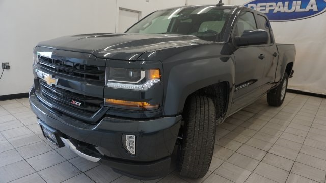 2018 Silverado 1500 Double Cab 4x4,  Pickup #T18418 - photo 7