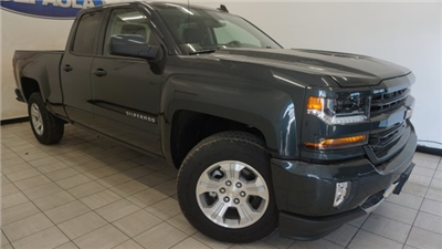2018 Silverado 1500 Double Cab 4x4,  Pickup #T18418 - photo 1