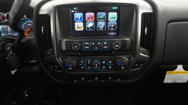 2018 Silverado 1500 Double Cab 4x4,  Pickup #T18419 - photo 15