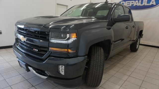 2018 Silverado 1500 Double Cab 4x4,  Pickup #T18419 - photo 7