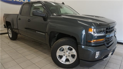 2018 Silverado 1500 Double Cab 4x4,  Pickup #T18419 - photo 1