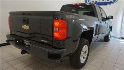 2018 Silverado 1500 Double Cab 4x4,  Pickup #T18419 - photo 2