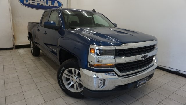 2018 Silverado 1500 Double Cab 4x4,  Pickup #T18446 - photo 1