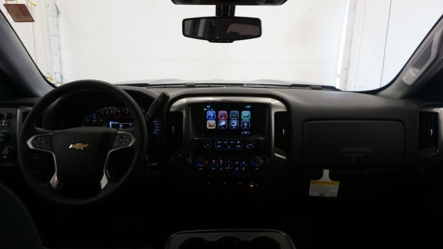 2018 Silverado 1500 Double Cab 4x4,  Pickup #T18446 - photo 4