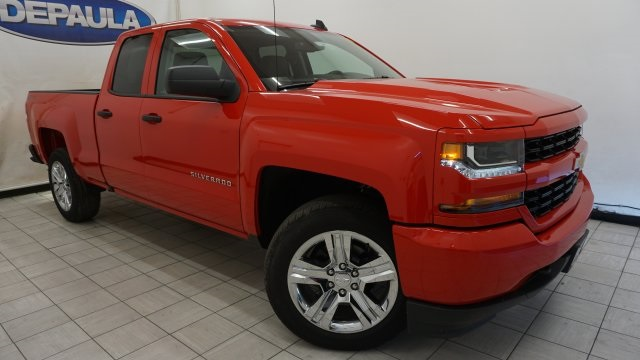 2018 Silverado 1500 Double Cab 4x4,  Pickup #T18457 - photo 3