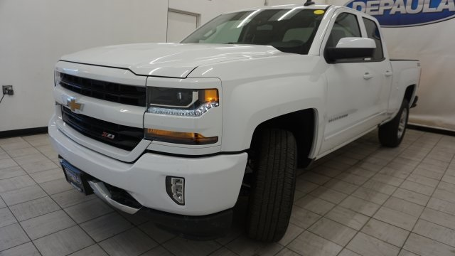 2018 Silverado 1500 Double Cab 4x4,  Pickup #T18479 - photo 1