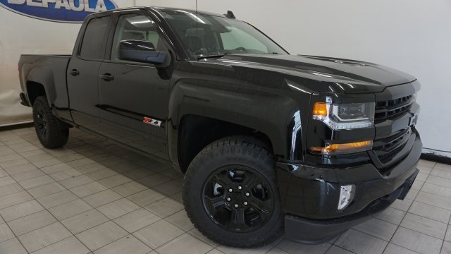 2018 Silverado 1500 Double Cab 4x4,  Pickup #T18517 - photo 3