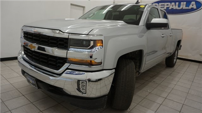2018 Silverado 1500 Double Cab 4x4,  Pickup #T18544 - photo 1