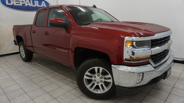 2018 Silverado 1500 Double Cab 4x4,  Pickup #T18546 - photo 3