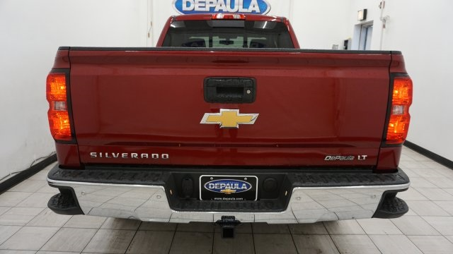 2018 Silverado 1500 Double Cab 4x4,  Pickup #T18546 - photo 7